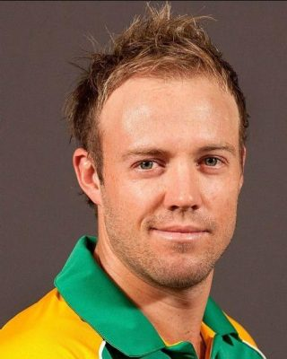 How Tall Is AB De Villiers